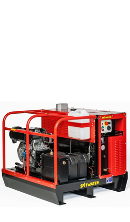 Spitwater Hot / Cold Water Pressure Cleaner