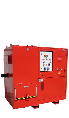 UniVac Electrical Mobile Suction Unit