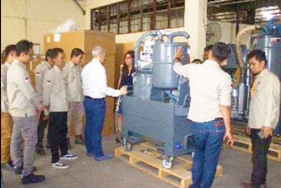 Product Technical Training Kepada Para Teknisi PT MKI