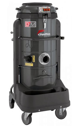 Delfin High Performance Industrial Vacuum