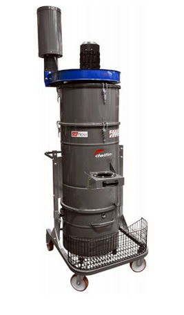 Delfin Dust and fumes Extractor with automatic filter cleaning