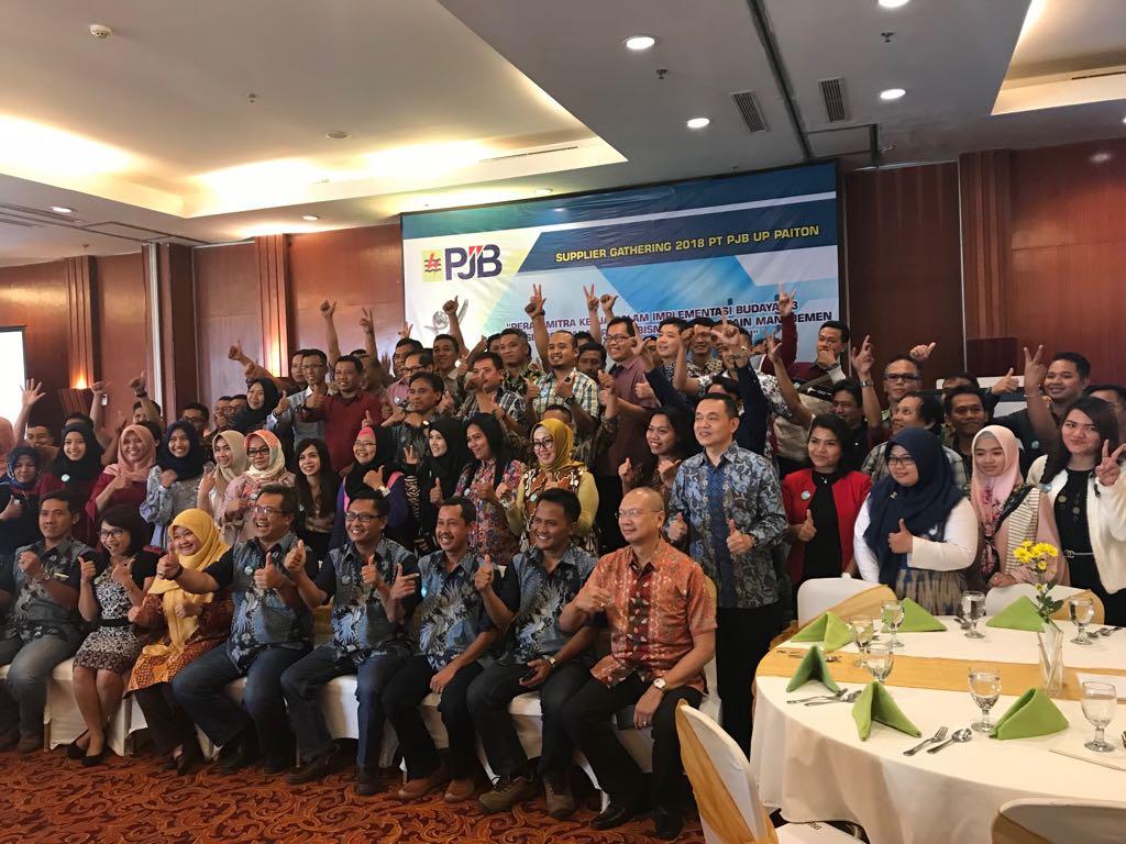 MKI Berpartisipasi dalam Supplier Gathering PT. PJB