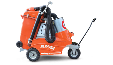 FTH 240  Electric Litter Picker